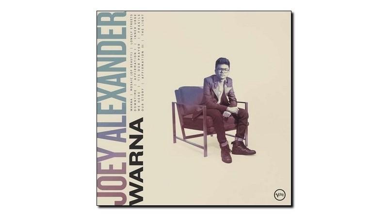 Joey Alexander Warna Verve 2020 Jazzespresso 爵士雜誌