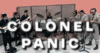 The Fearless Flyers Colonel Panic Jazzespresso Rivista Jazz