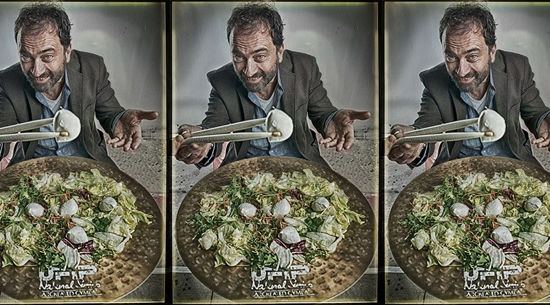 Gianluca Coralluzzo Leonardo De Lorenzo Retrato Jazzespresso 2019