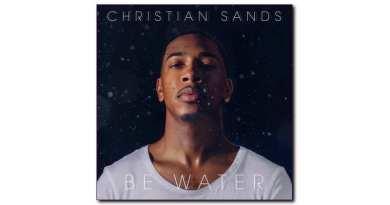 Christian Sands Be Water Mack Avenue Jazzespresso CD 2020