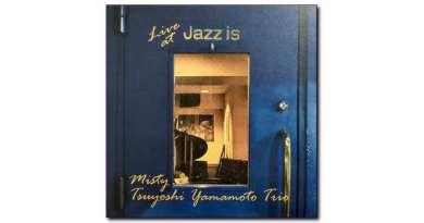 Tsuyoshi Yamamoto Trio Live At Jazz Is Misty Venus Jazzespresso CD