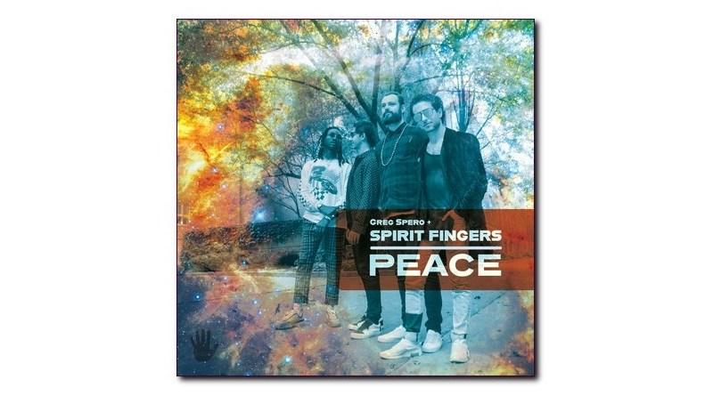 Greg Spero Spirit Fingers Peace Ropeadope