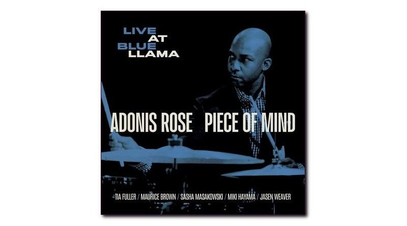 onis Rose Piece of Mind (Live at Blue LLama) StoryvilleJazzespresso