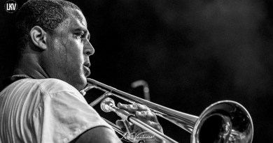 爵士音樂人物肖像攝影: 格倫·大衛·安德魯斯 (Glen David Andrews)