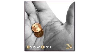 Douglas Olsen 2 Cents Auto 2020 Jazzespresso CD