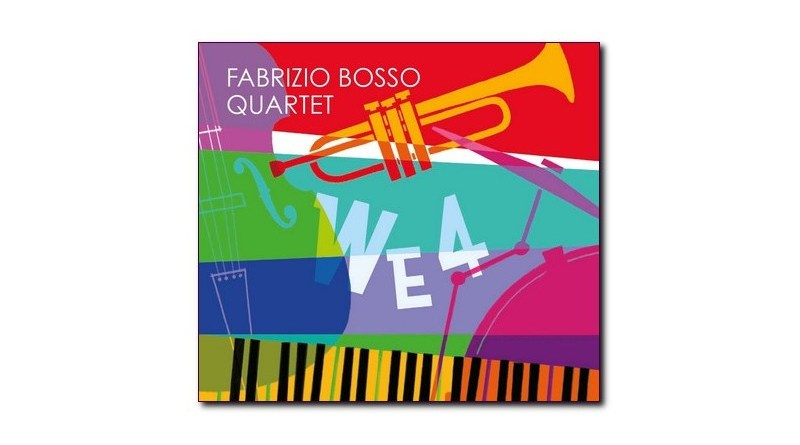 Fabrizio Bosso WE4 Warner 2020 CD Jazzespresso