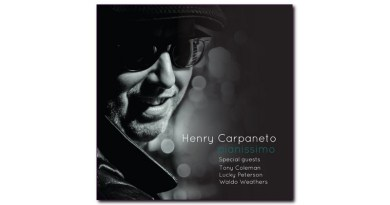 Henry Carpaneto Pianissimo OrangeHome 2020 Jazzespresso