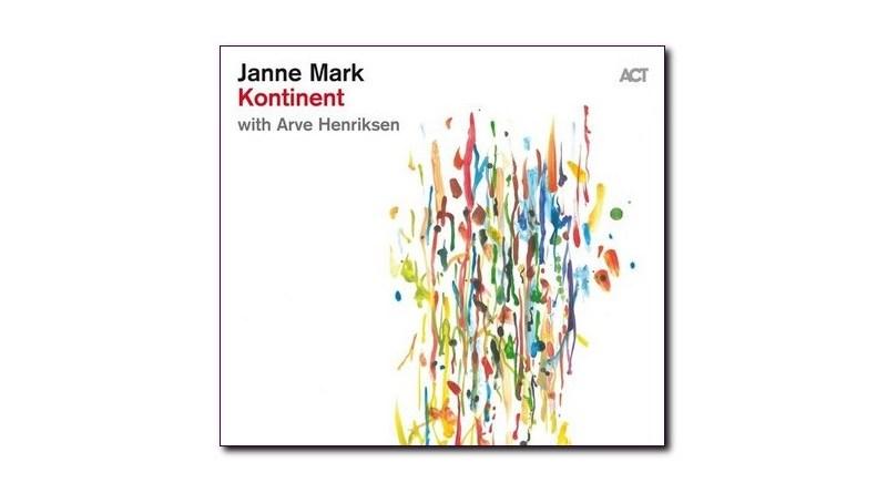 珍妮·馬克 (Janne Mark) Kontinent ACT 2020 Jazzespresso CD