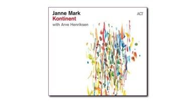 Janne Mark Kontinent ACT Jazzespresso CD 2020