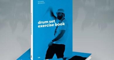 Drum Set Exercise Book De Lorenzo Jazzespresso 2020