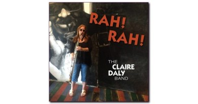 The Claire Daly Band Rah! Rah! Ride Symbol 2020 Jazzespresso