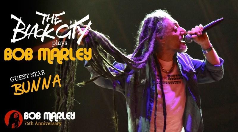 Black City Bob Marley Jazzespresso Live Show Streaming