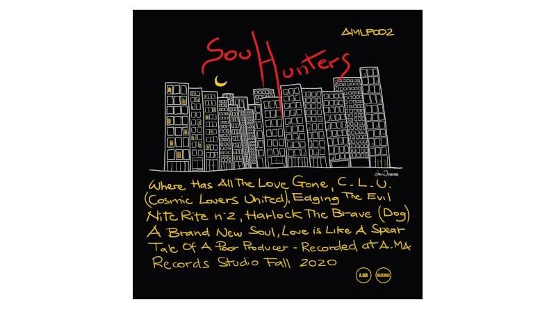 A.MA Alberto Parmegiani Soul Hunters Jazzespresso 2021 CD