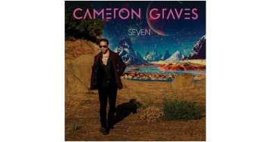 卡梅伦·格雷夫斯(Cameron Graves)Seven Mack Avenue Jazzespresso