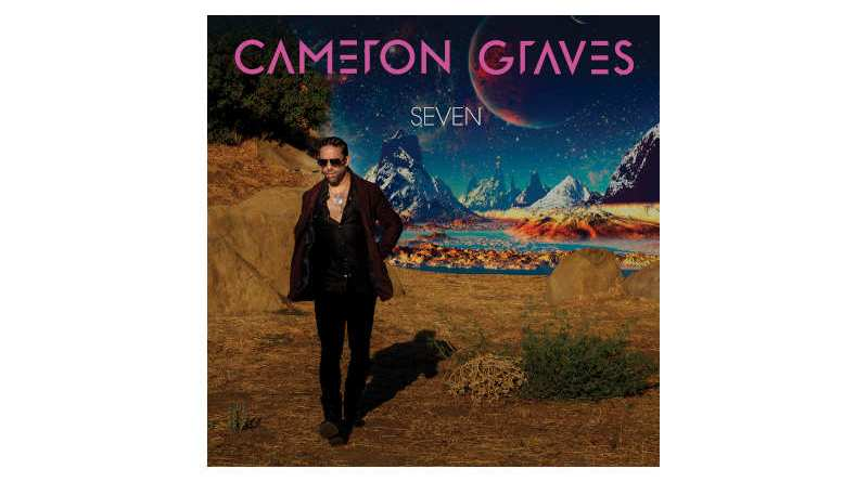 卡梅倫·格雷夫斯(Cameron Graves)Seven Mack Avenue Jazzespresso