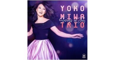Yoko Miwa 三重奏 Songs Of Joy Ubuntu 2021 Jazzespresso 2021 CD