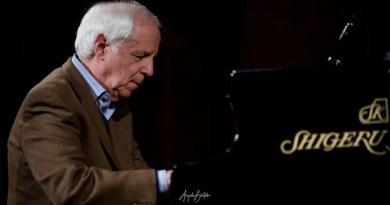 El 80 aniversario Franco D'Andrea Jazzespresso Noticias