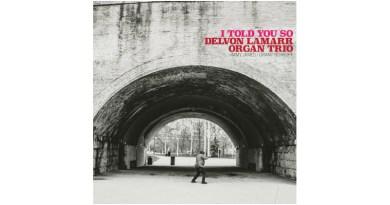 Delvon Lamarr Organ Trio Colemine Jazzespresso CD
