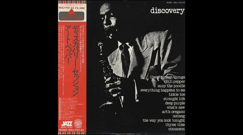 -Art Pepper Discovery Session Savoy 1977Jazzespresso