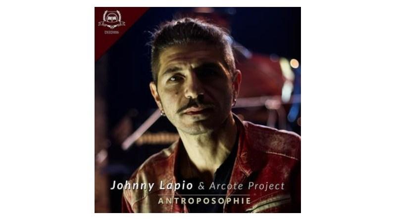 Johnny Lapio & Arcote Project Antroposophie DDE 2021 Jazzespresso