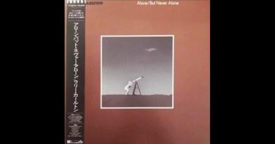 Larry Carlton Alone But Never Alone MCA 1986 Jazzespresso