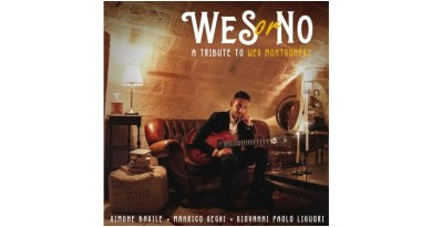 Simone Basile Wes Or No Emme Record Label 2021 Jazzespresso CD