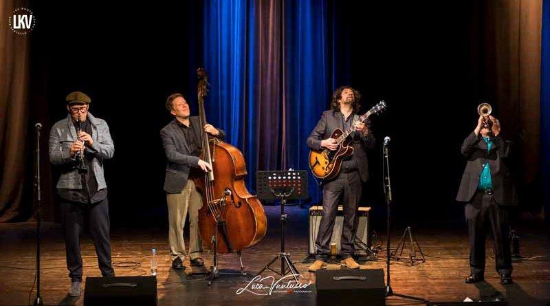 Jazz Cat Club Luca Vantusso