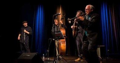 International Jazz Day Luca Vantusso reportage 2018 Jazzespresso