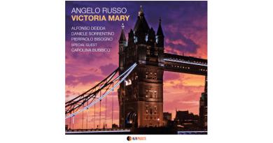 Victoria Mary Angelo Russo Alfa Music 2021 Jazzespresso