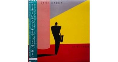 大衛·桑伯恩 (David Sanborn) As We Speak Warner 1982 Jazzespresso