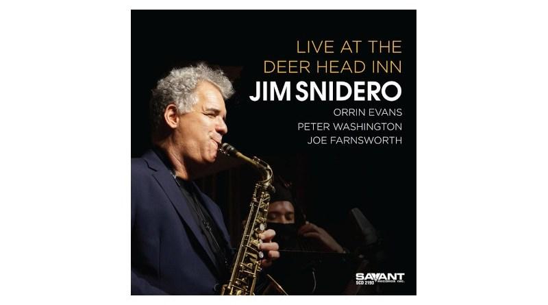 姆·斯尼德罗 (Jim Snidero) Live At The Deer Head Inn Savant Jazzespresso
