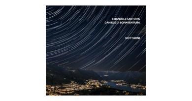 Daniele Di Bonaventura Emanuele Sartoris Notturni Caligola Jazzespresso