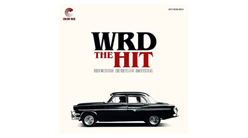 WRD The Hit Color Red 2021 Jazzespresso CD Jazz