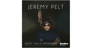 Jeremy Pelt Griot This is Important! HighNote 2021