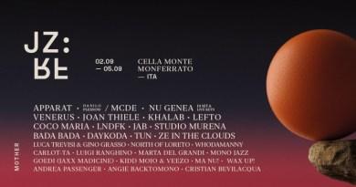JAZZ:RE:FOUND 2021 Jazzespresso News Festival
