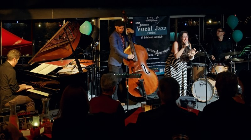 Brisbane Vocal Jazz Festival 2021 Jazzespresso