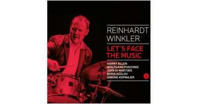 Reinhardt Winkler Let's Face The Music Challenge 2021 Jazzespresso
