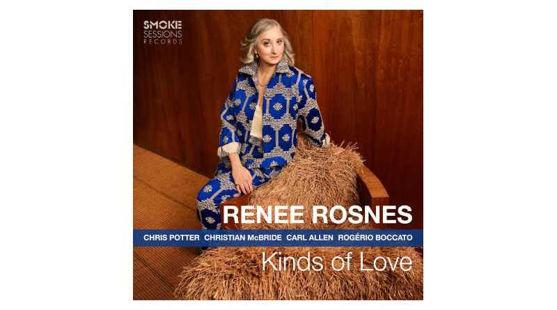 Renee Rosnes Kinds Of Love Smoke Sessions 2021 Jazzespresso
