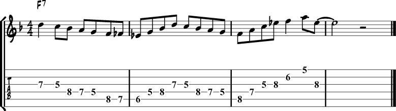 Jazz Blues Lécher 3