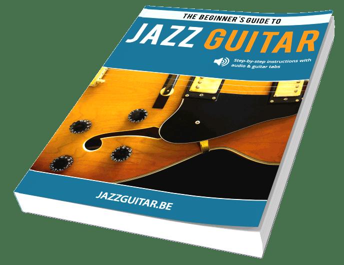 EBook de guitare jazz gratuit