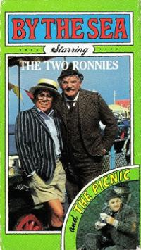 two-ronnies-by-sea-picnic-ronnie-barker-vhs-cover-art
