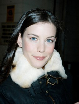 Liv Tyler after a guest appearance on 'Good Morning America' New York - 16.12.03 CREDIT:WENN/Vallenilla