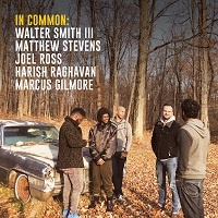 In Common - Walter Smith III, Matthew Stevens