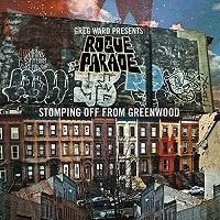 Stomping off from Greenwood - Greg Ward Presents Rogue Parade