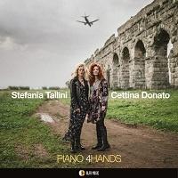 Piano 4hands - Stefania Tallini e Cettina Donato