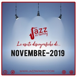 Novembre 2019 le uscite discografiche