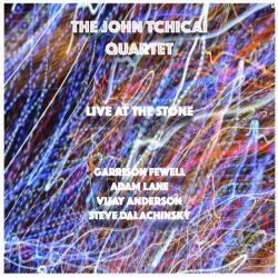 Live at the stone - John Tchicai Quartet
