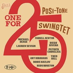 One for 25 - PosiTone swingtet