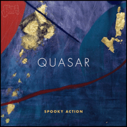 Spooky Action - Quasar
