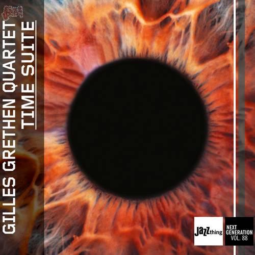 Time Suite- Gilles Grethen Quartet